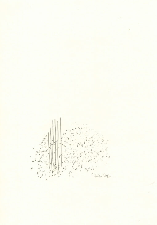 minimal abstract drawing